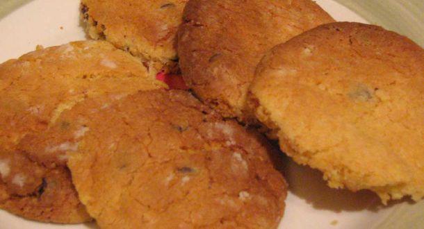 biscotti ai due cioccolati pronti