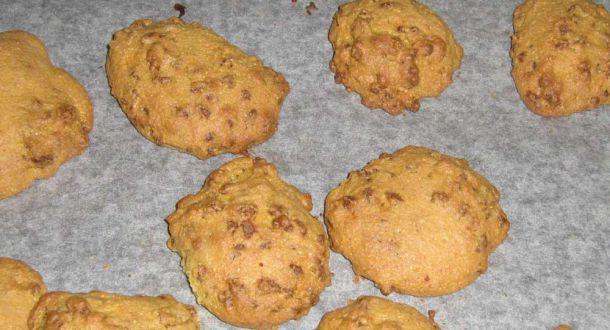 biscotti con riso soffiato pronti