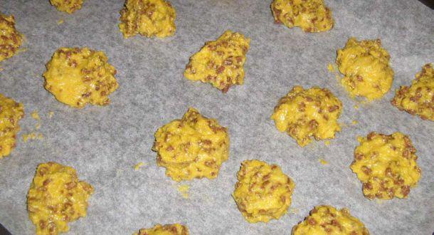 biscotti con riso soffiato step 5