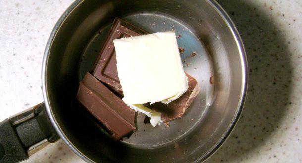 preparazione biscotti con gli smarties step 1