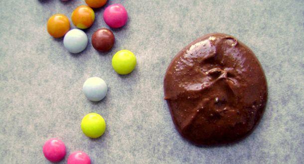 preparazione biscotti con gli smarties step 8