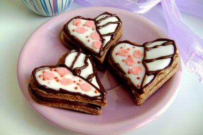 biscotti decorati san valentino