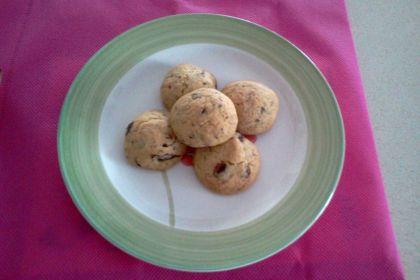 Biscotti piccanti al cioccolato
