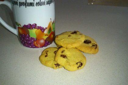 zaeti veneti biscotti mais e uvetta