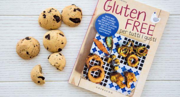 biscotti gluten free e libro