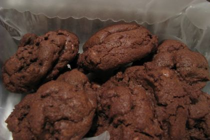 biscotti cioccolato e noci