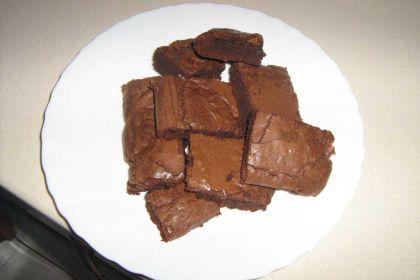biscottini al cioccolato simil brownies
