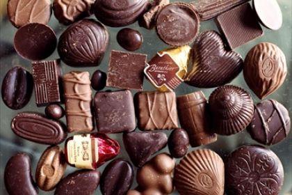 Cioccolatini veloci ai cereali