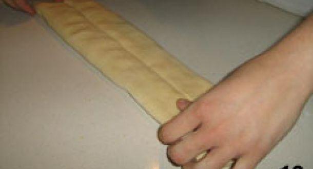 preparazione arancini o limoncini delle Marche step 13