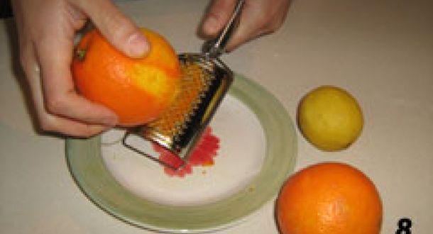 preparazione arancini o limoncini delle Marche step 8