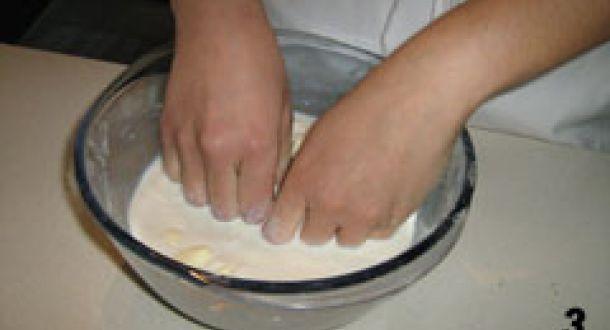 preparazione arancini o limoncini delle Marche step 3