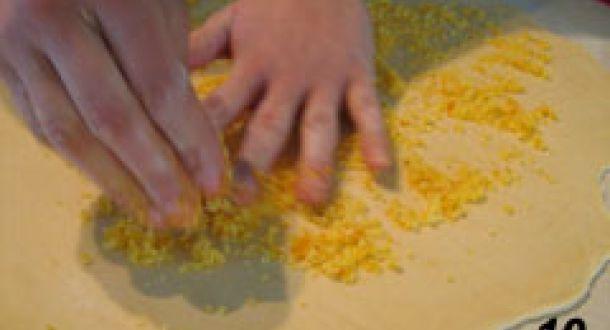 preparazione arancini o limoncini delle Marche step 10