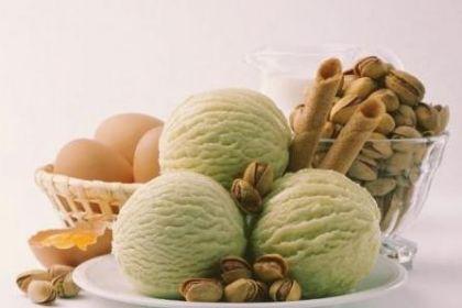 Gelato al pistacchio, un gusto fantastico