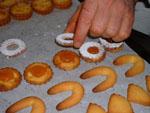 biscotti guarniti