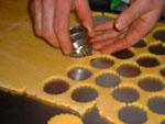 taglio biscotti da frolla ovis mollis