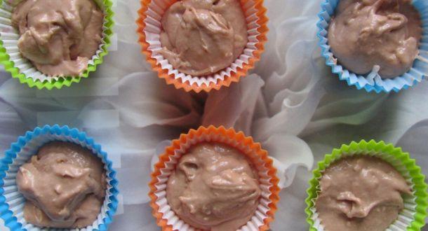 cupcakes pronti per essere infornati