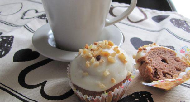 colazione con cupcakes senza zucchero