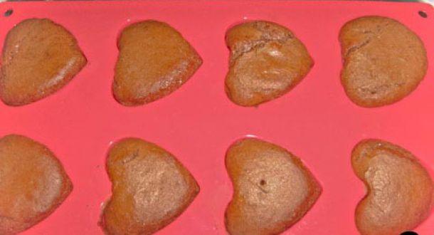 muffin pronti sulla teglia forno