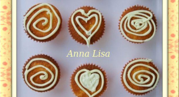 cupcakes senza glutine al limone