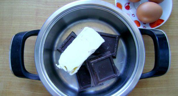 cioccolato e burro