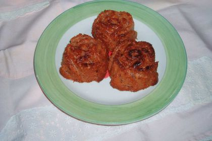 muffin alla fragola
