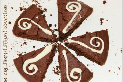 Cocoa beet cake