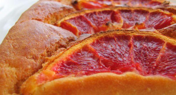 plum cake arance rosse