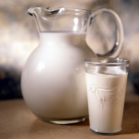 uso del latte in gelateria