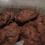 Biscotti al cioccolato e noci