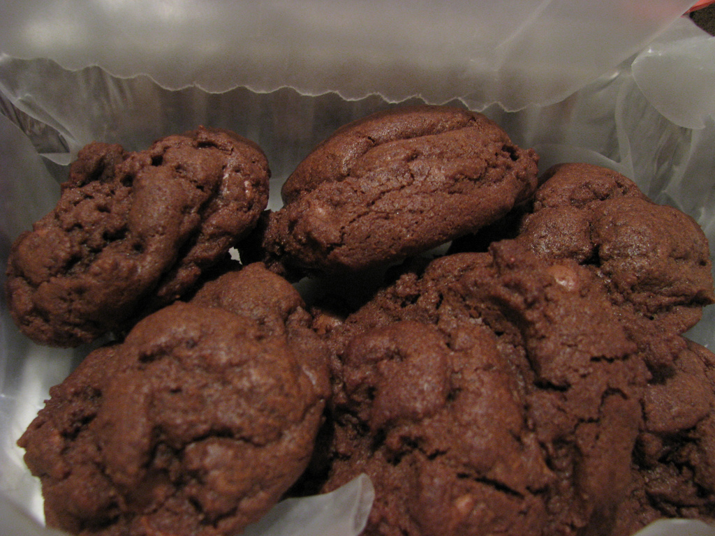 biscotti cioccolato e noci 2
