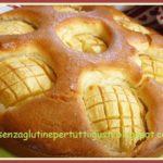 Torta di mele del trentino senza glutine