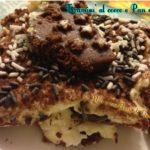 Tiramisu al cocco con pan di stelle