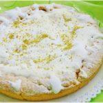 Torta meringata al lemon curd senza glutine