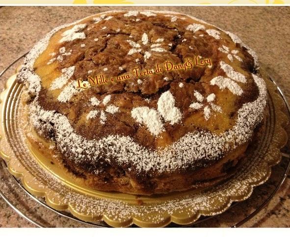 ricetta torta morbidissima allo yogurt e cioccolato fondente
