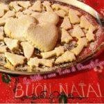 biscottini natalizi ripieni alla nutella