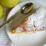 torta di mele al limoncello