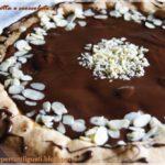 Torta di ricotta e cioccolato senza glutine