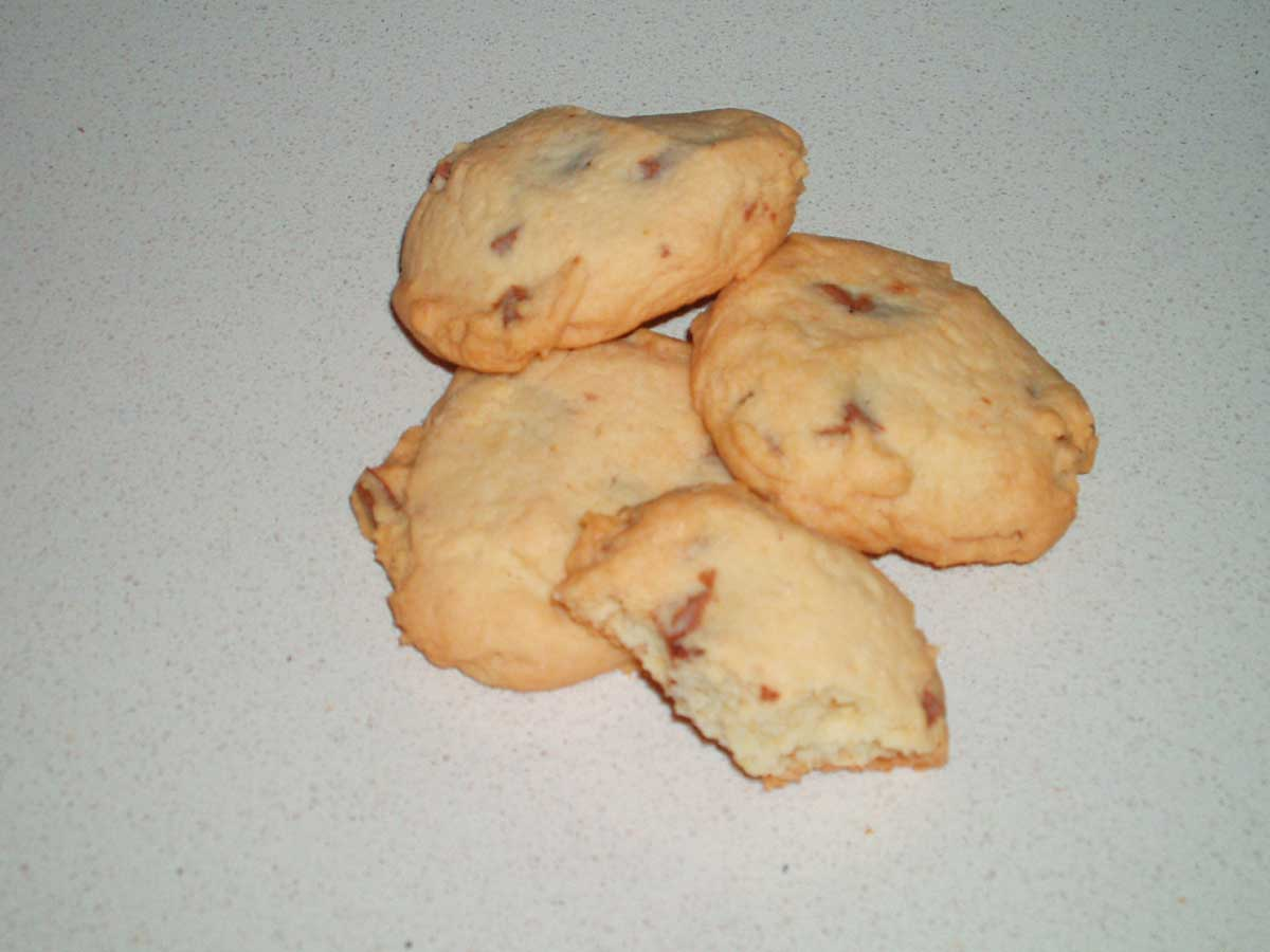 biscotti per recupero uova di pasqua