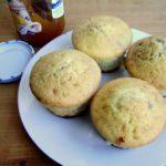 muffins alla marmellata di albicocche