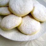 Biscotti morbidi alla vaniglia