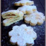Offelle senza glutine alla marmellata di pera angelica