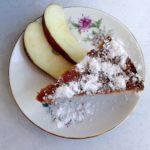 torta alle mele rosse e cannella