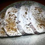 Cake integrale al profumo di bergamotto