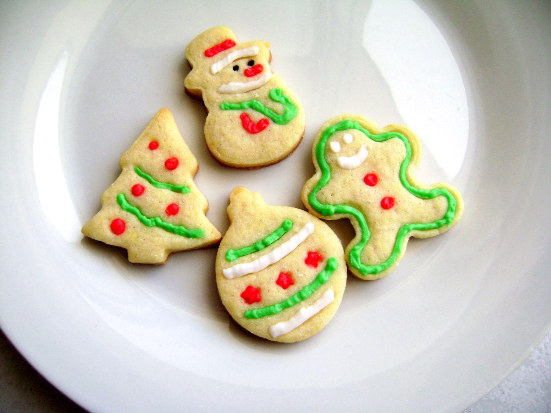 biscotti di Natale decorati 2