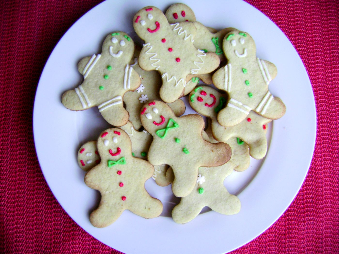 gingerbread cookies 2