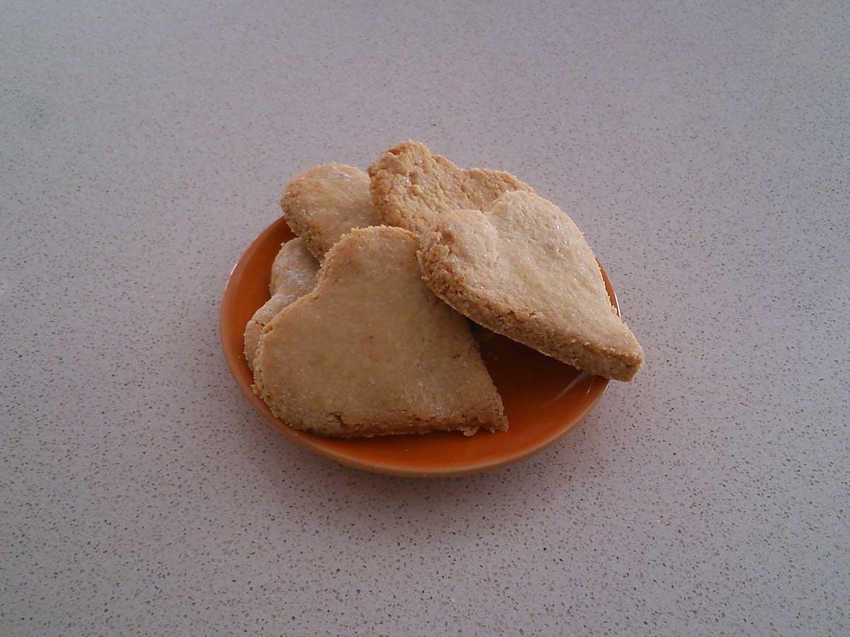 ricetta biscotti alle mandorle con albumi