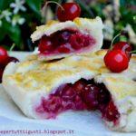 Cherry pie alle mandorle senza glutine