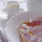 pancakes con lievito madre