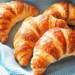 Croissant con ricetta di Sal De Riso