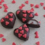 Cioccolatini con crema alla menta